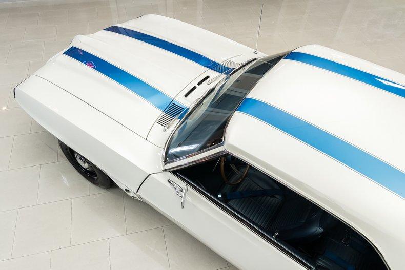 1969 Pontiac Firebird 35