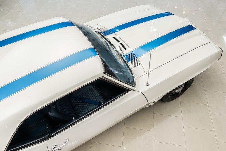 1969 Pontiac Firebird 43