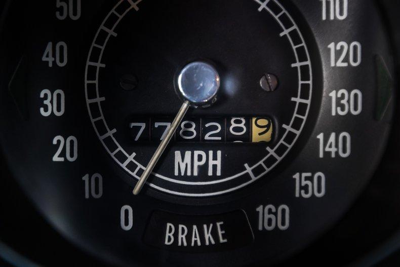1969 Pontiac Firebird 55