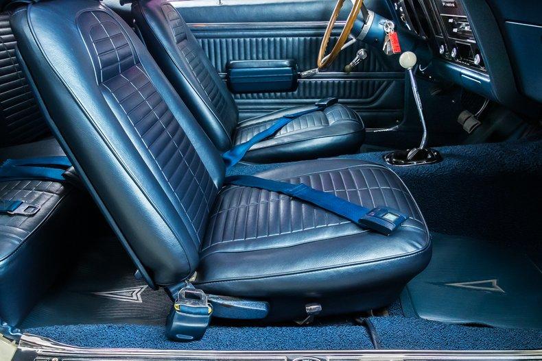 1969 Pontiac Firebird 64