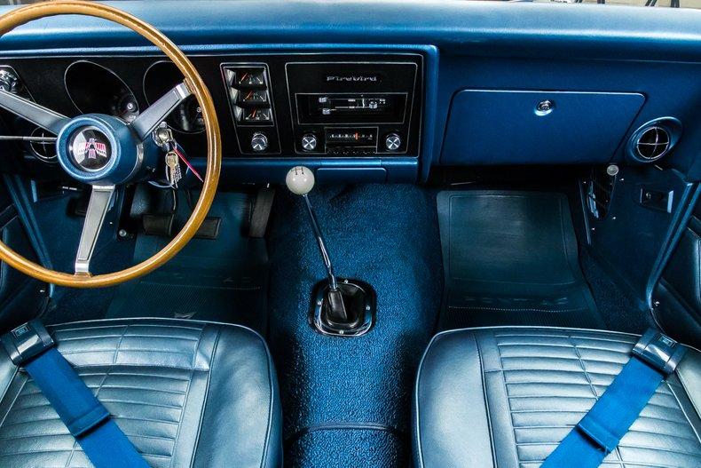 1969 Pontiac Firebird 70