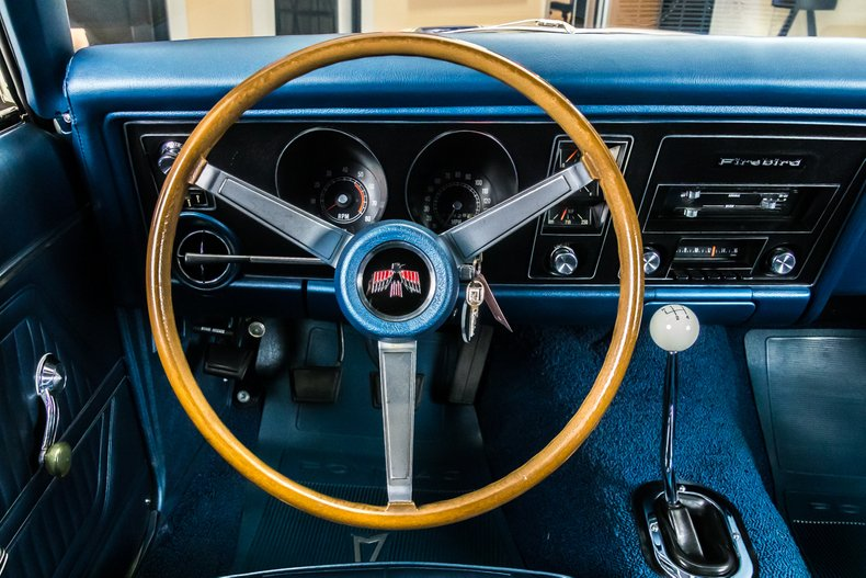 1969 Pontiac Firebird 72