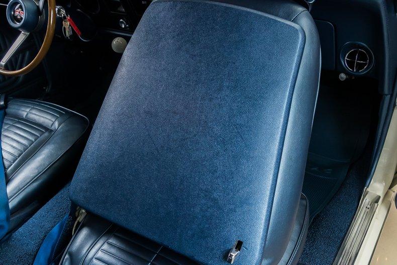 1969 Pontiac Firebird 67