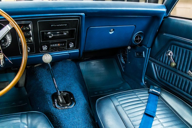 1969 Pontiac Firebird 73