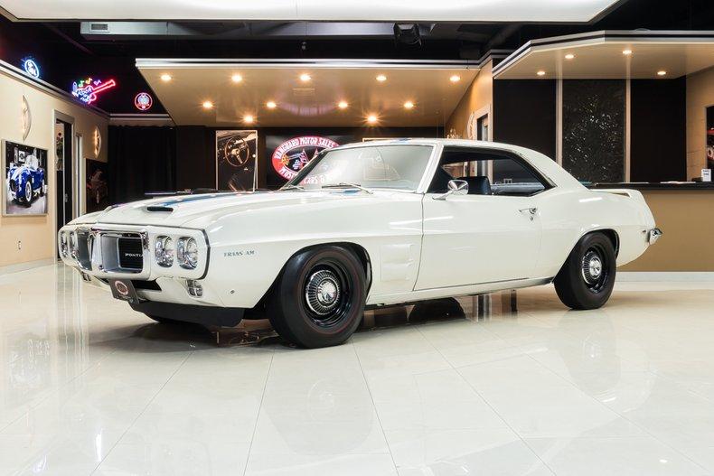 1969 Pontiac Firebird 110