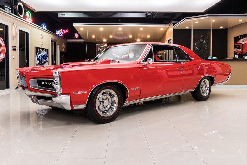 1966 Pontiac GTO For Sale