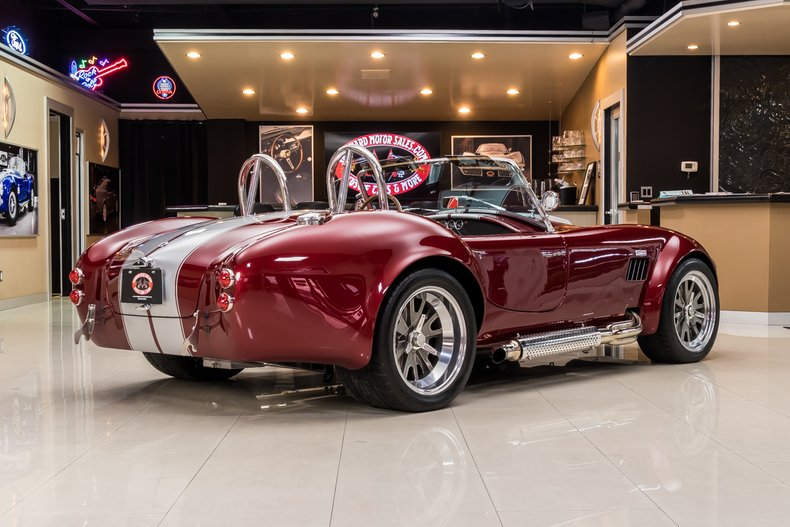 1965 Shelby Cobra 13