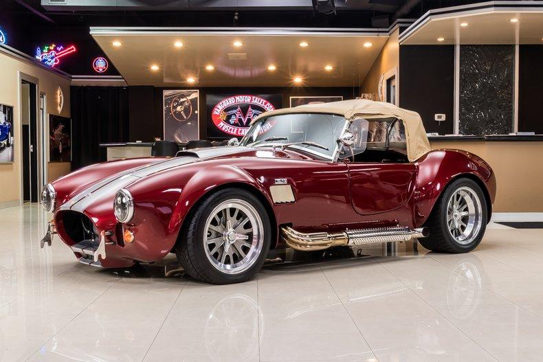 1965 Shelby Cobra 101