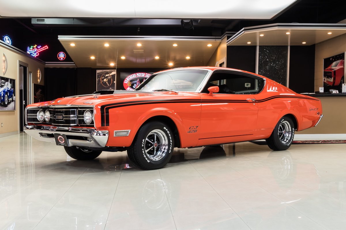For Sale 1969 Mercury Cyclone