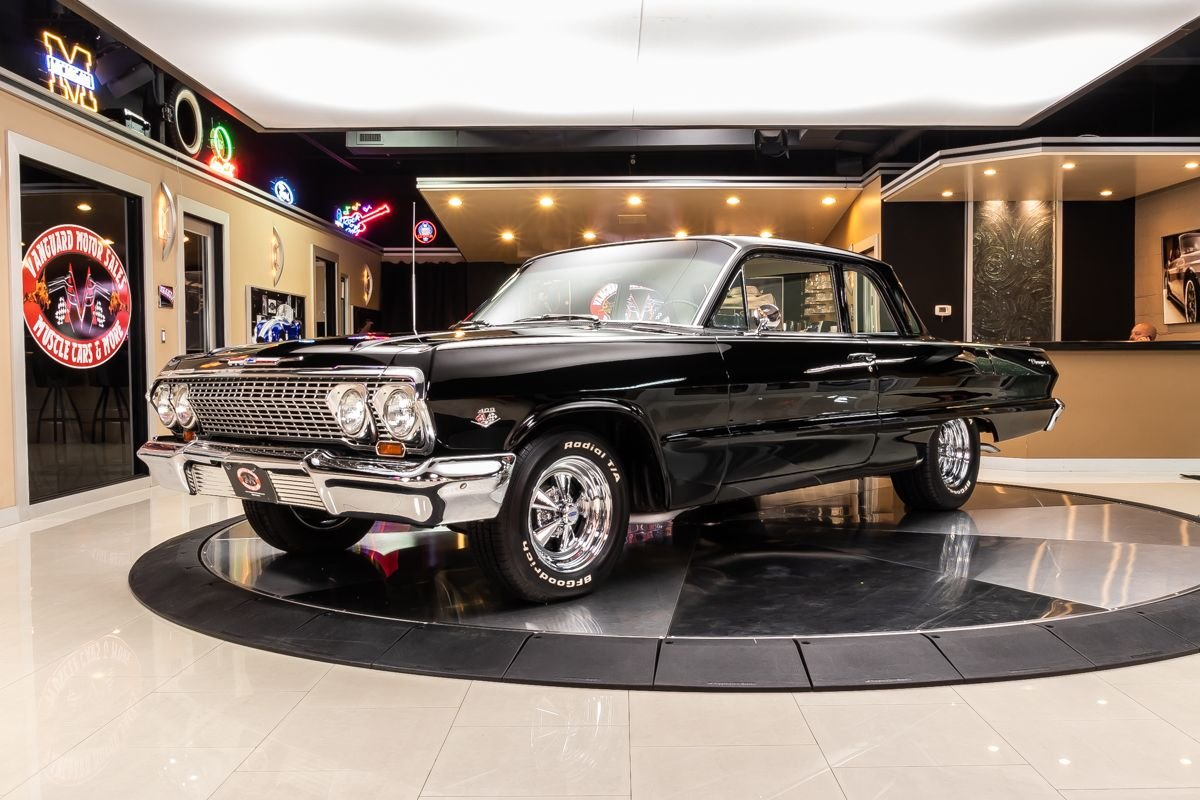 For Sale 1963 Chevrolet Biscayne