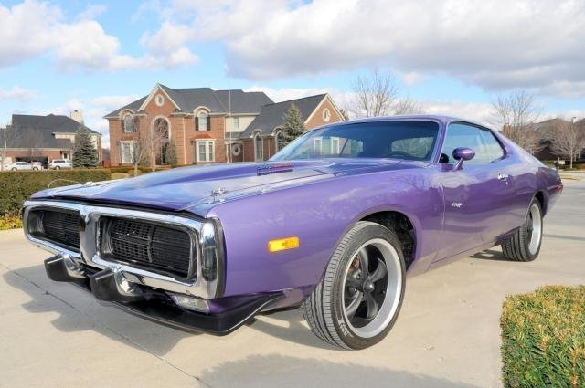 1973 dodge charger watch video