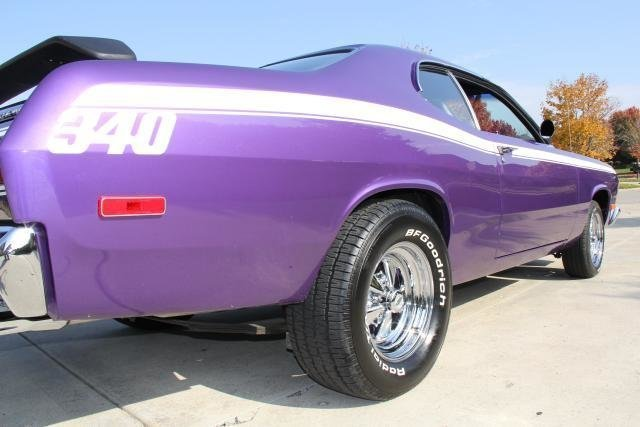 1972 plymouth duster watch video