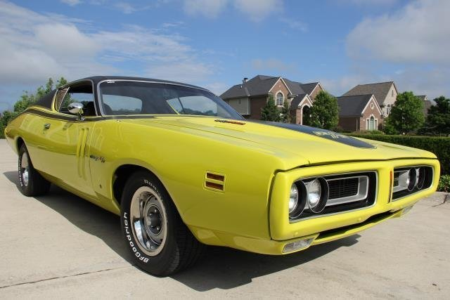 1971 dodge charger watch video