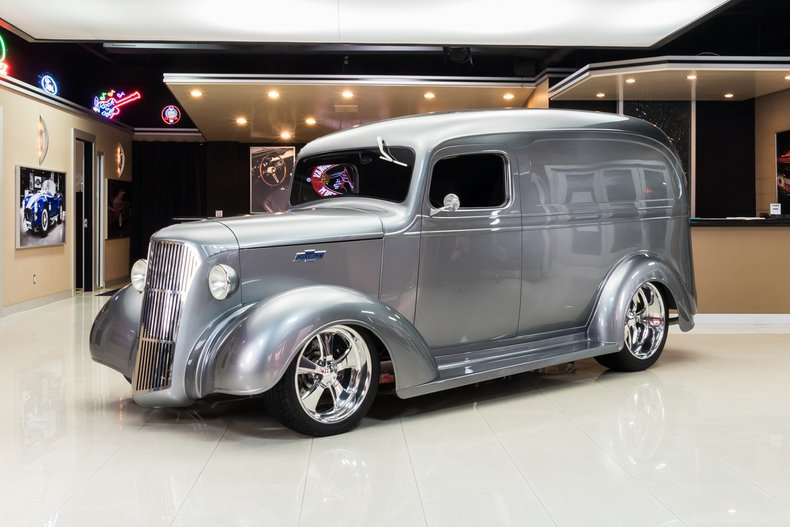 1937 Chevrolet Panel Truck For Sale