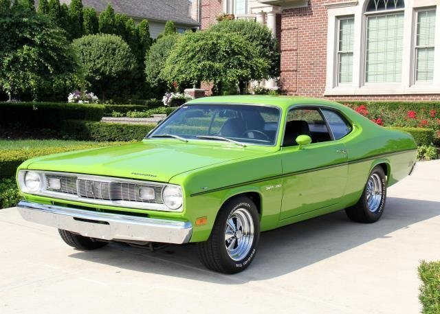 1970 plymouth duster watch video