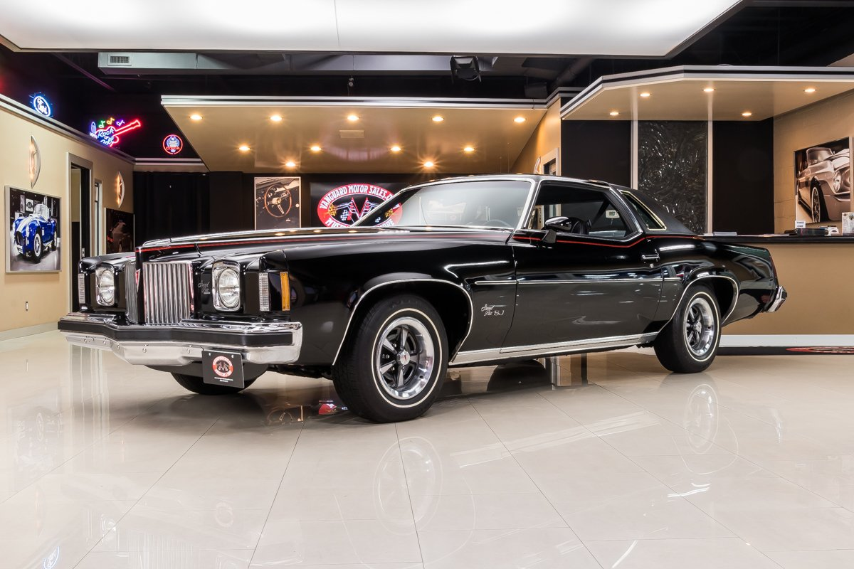 For Sale 1974 Pontiac Grand Prix