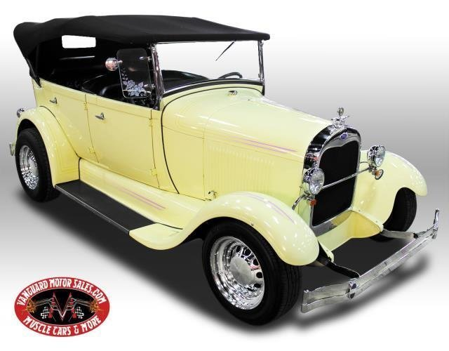 For Sale 1929 Ford Phaeton