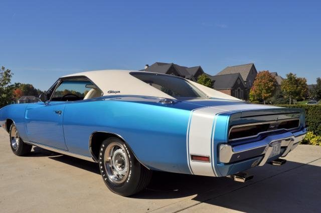 1970 dodge charger numbers match