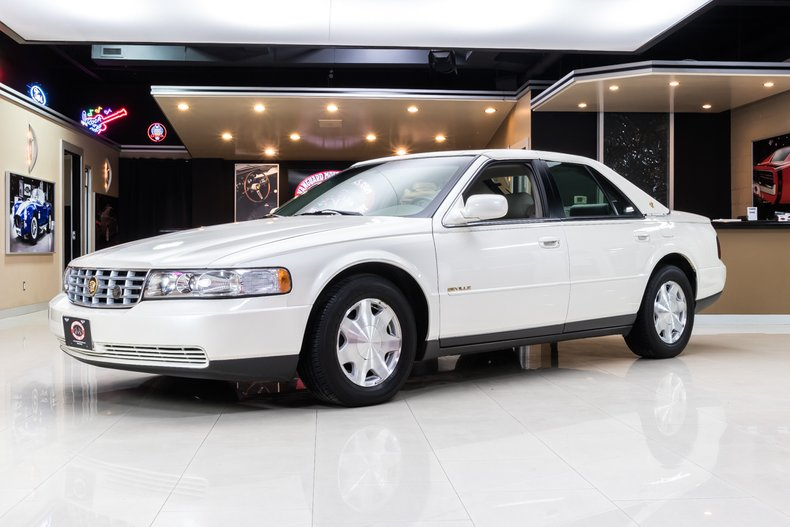 2001 Cadillac Seville | Classic Cars for Sale Michigan ...