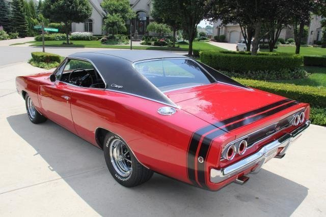 1968 dodge charger watch video