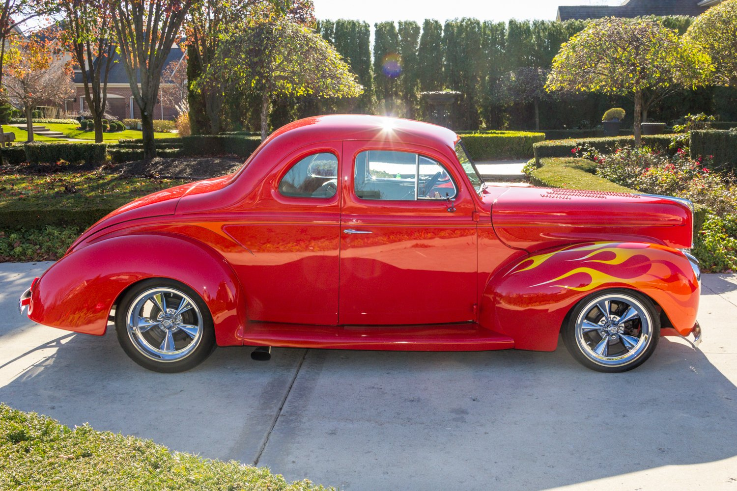 1940 Ford Coupe | Classic Cars for Sale Michigan: Muscle