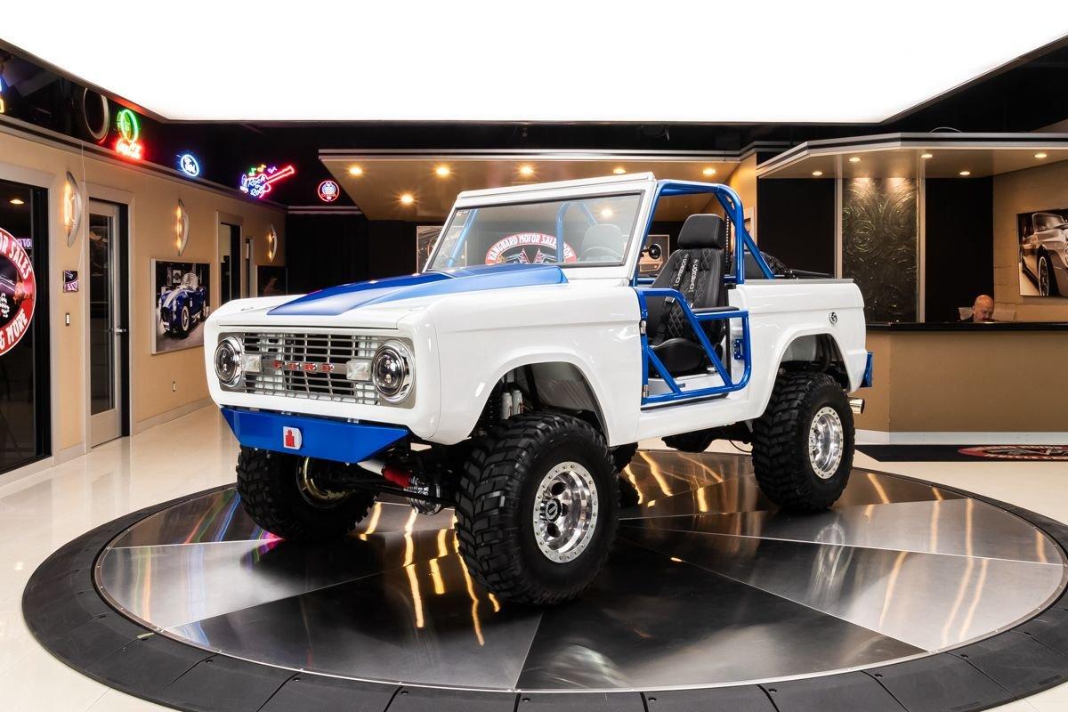 1969 ford bronco 4x4