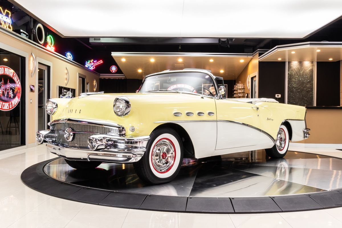 1956 buick special convertible