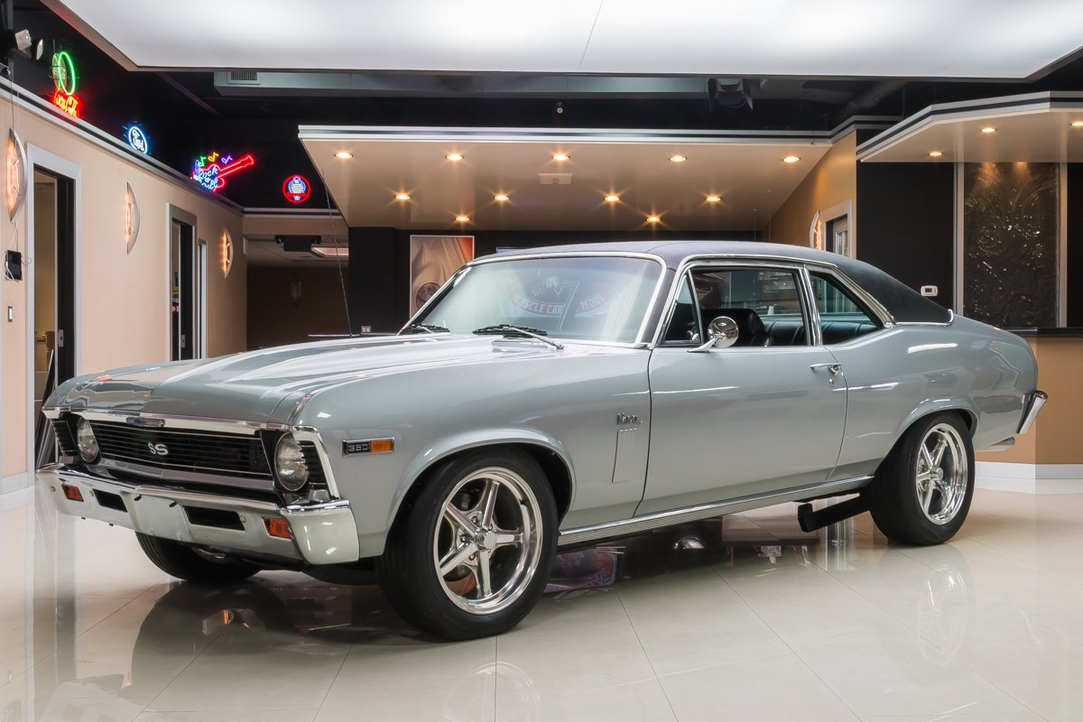 For Sale 1969 Chevrolet Nova
