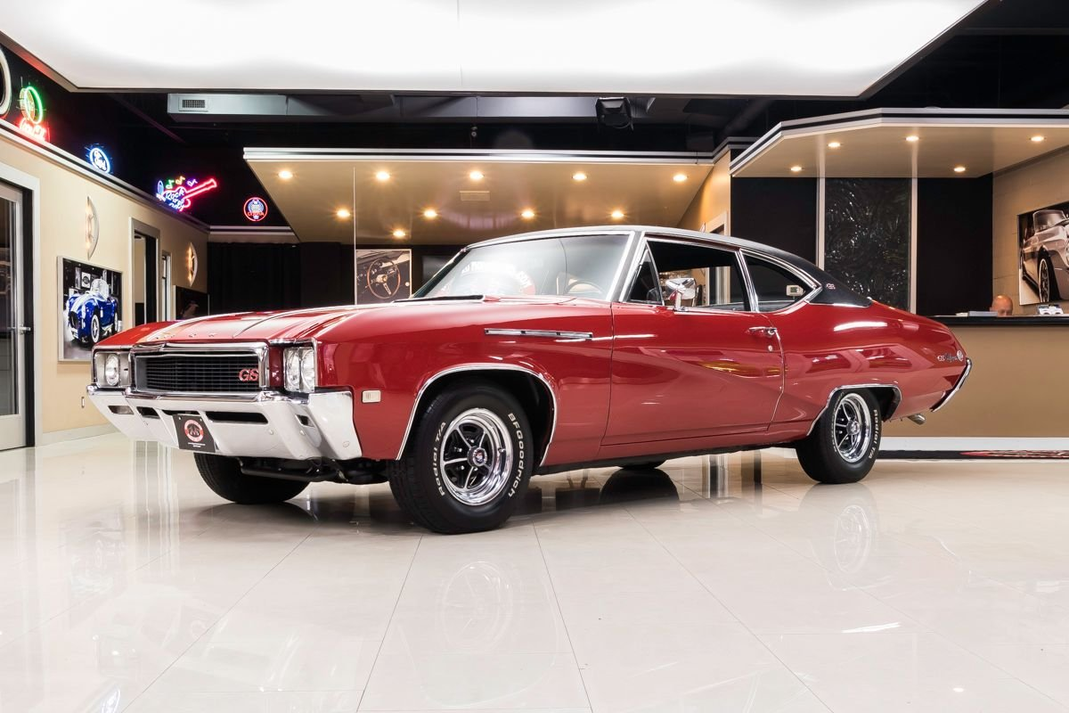 For Sale 1968 Buick GS California