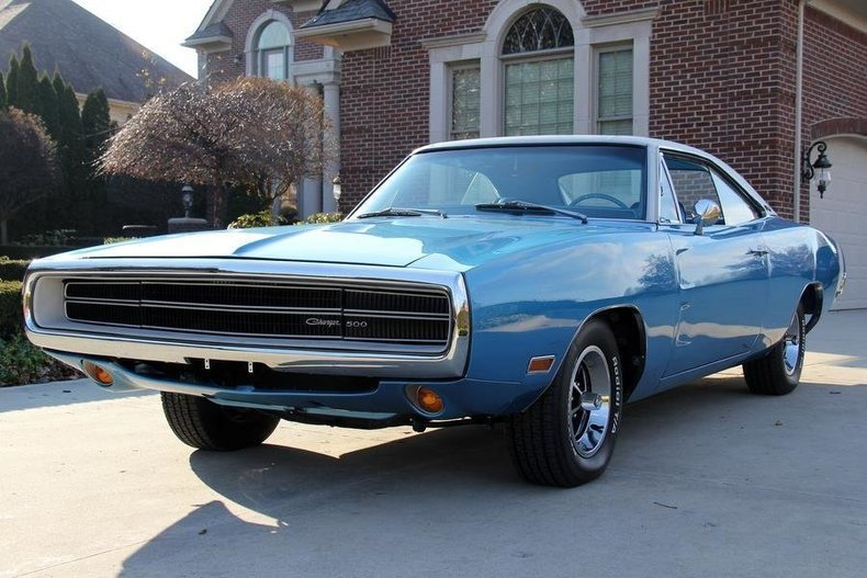 1970 Dodge Charger | Classic Cars for Sale Michigan: Muscle & Old