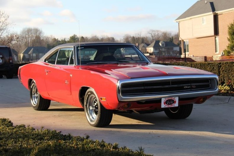 1970 Dodge Charger Classic Cars For Sale Michigan Muscle Old