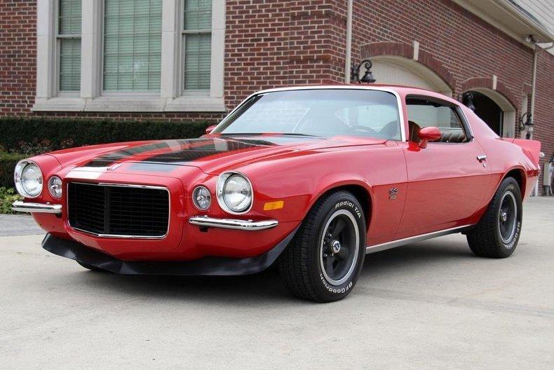 1972 Chevrolet Camaro | Classic Cars for Sale Michigan
