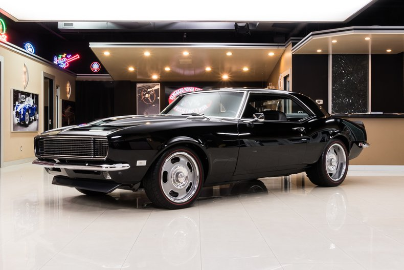 1968 Chevrolet Camaro For Sale