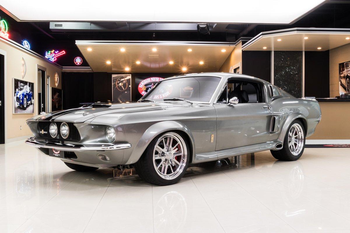 Mustang 1967 Eleanor Pictures