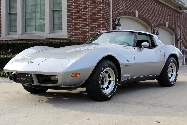 1978 Chevrolet Corvette | Classic Cars for Sale Michigan