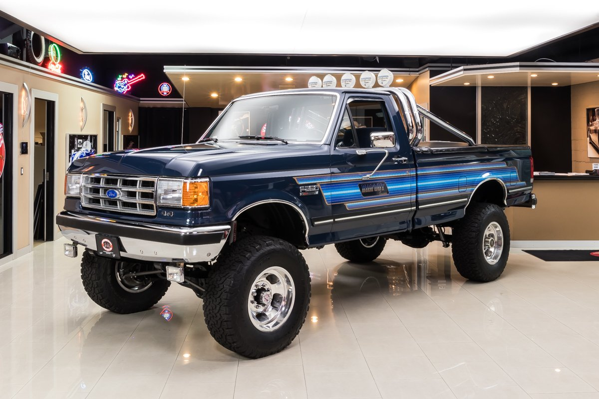 1987 ford f 250 bigfoot cruiser 4x4 pickup