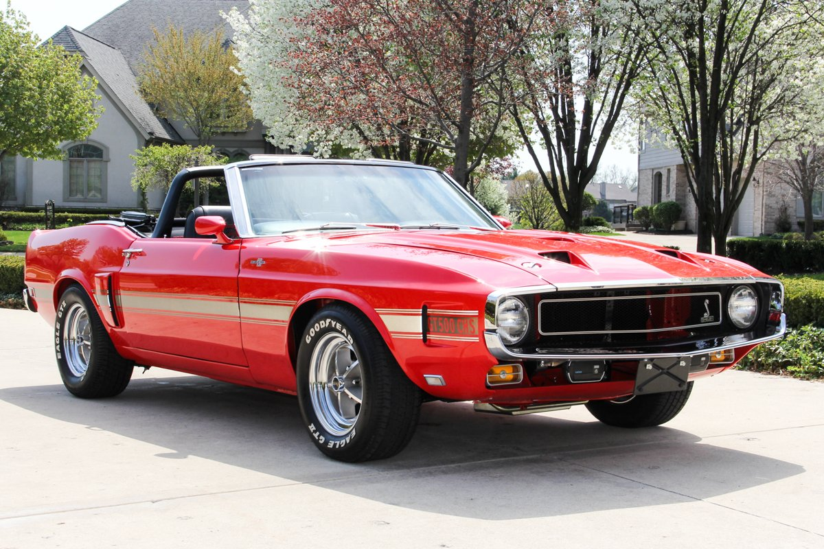 1970 Ford Mustang | Classic Cars for Sale Michigan: Muscle