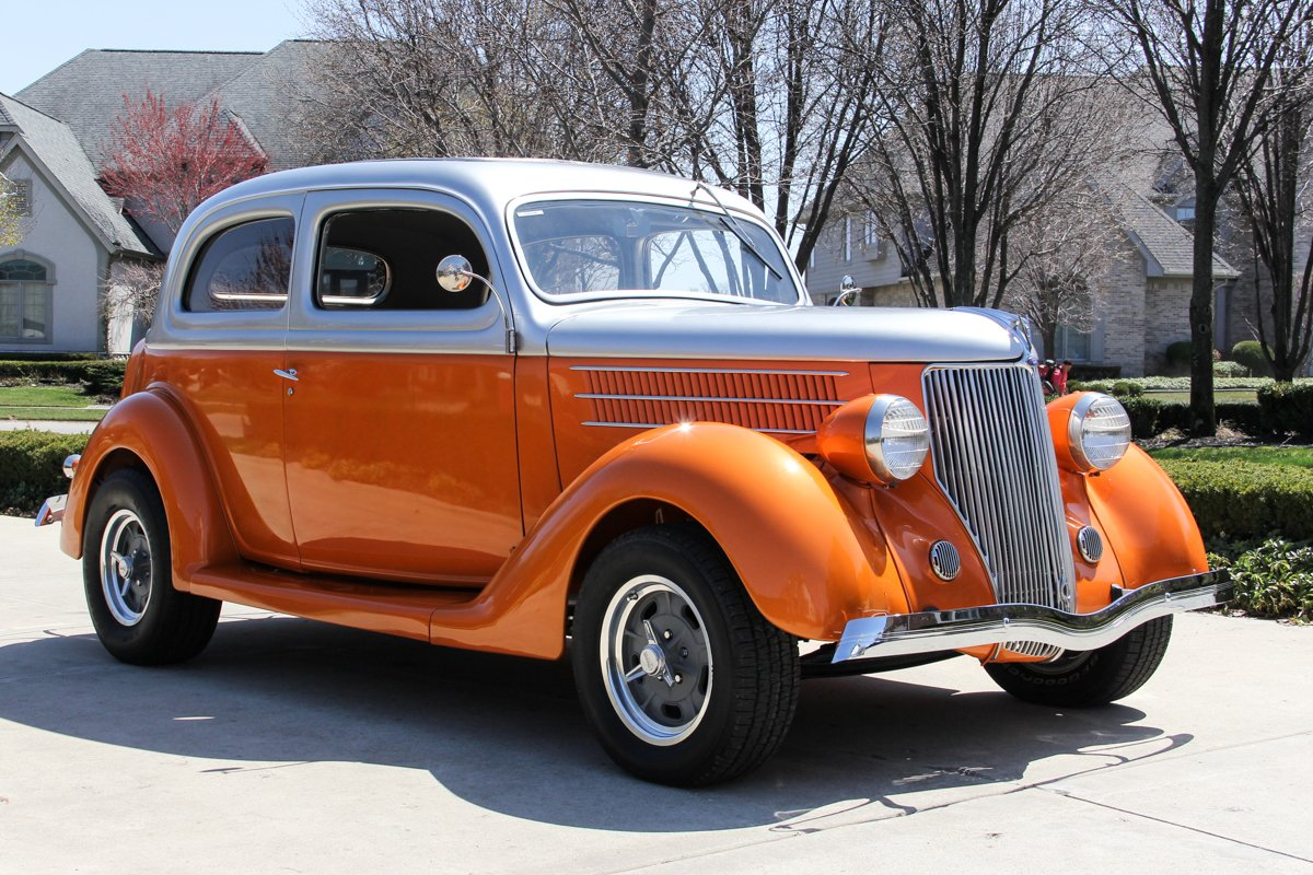 For Sale 1936 Ford Sedan