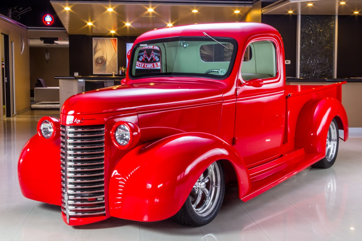 For Sale 1940 Chevrolet Pickup