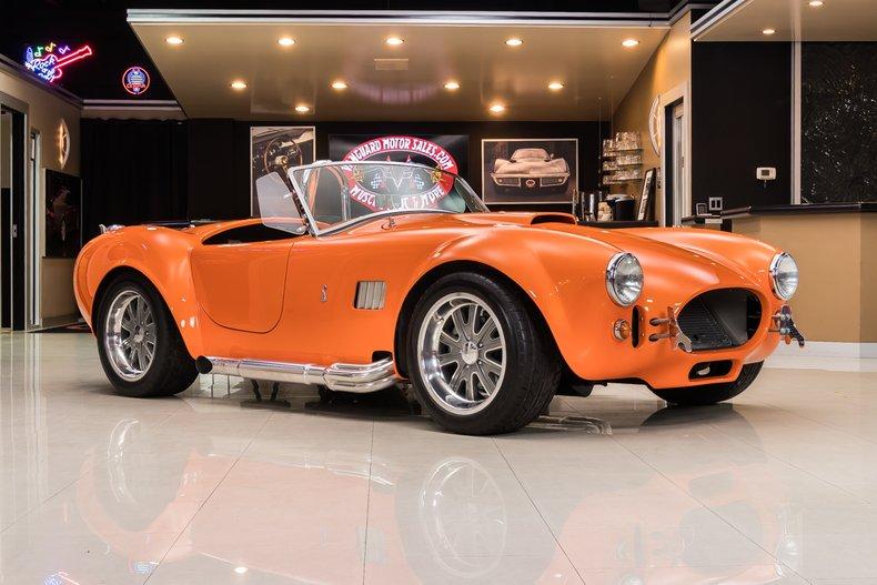 1965 Shelby Cobra 8