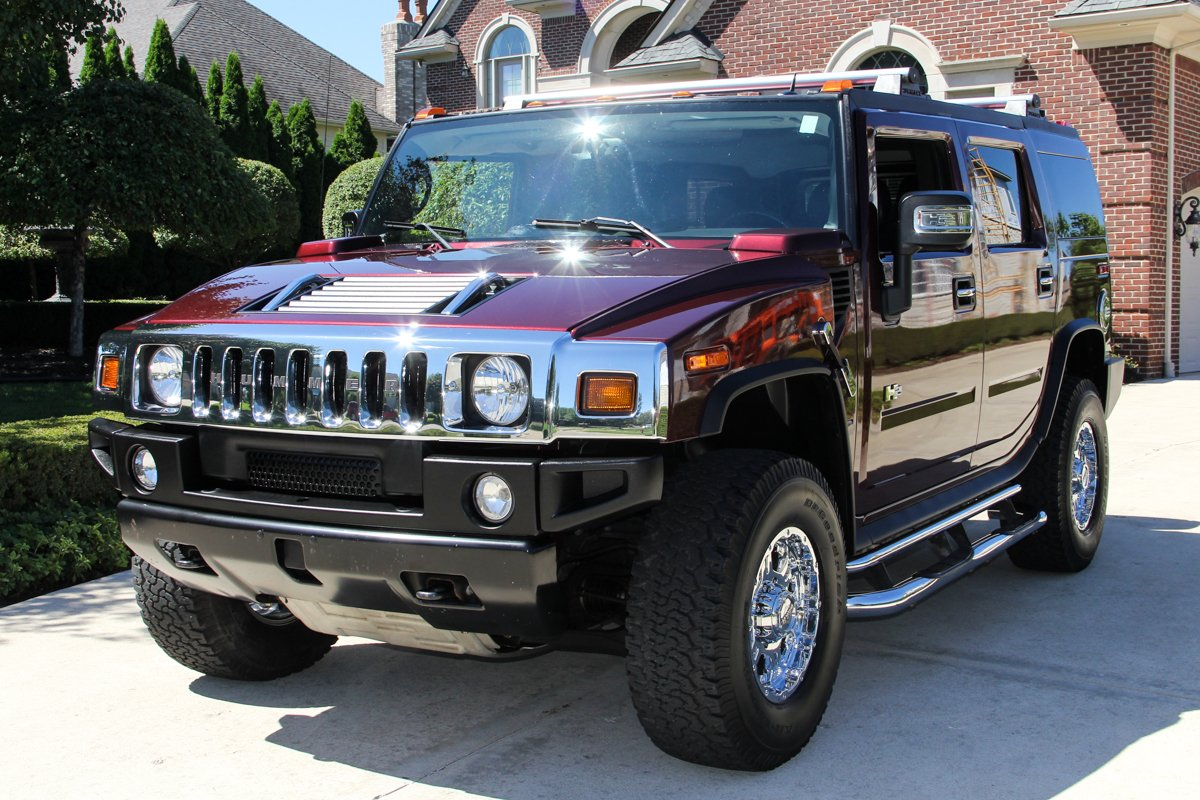 2007 Hummer H2 | Classic Cars for Sale Michigan: Muscle ...