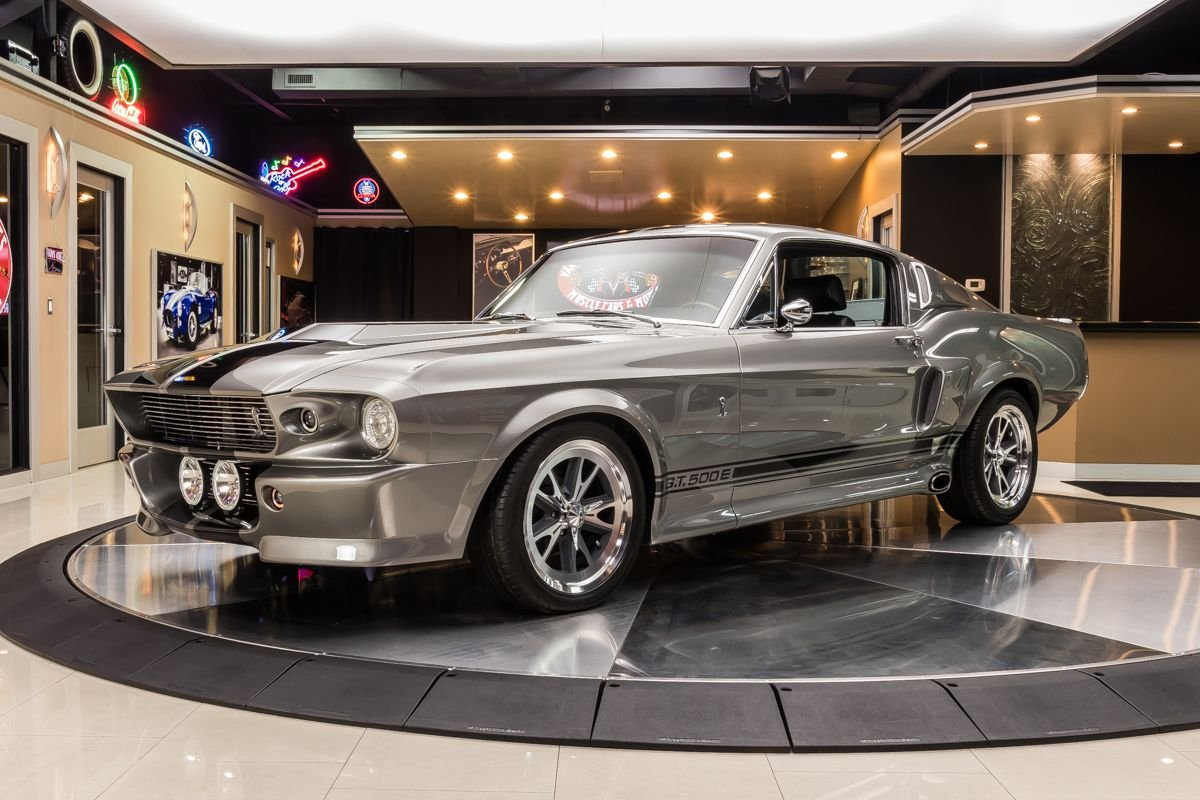 1968 ford mustang fastback eleanor