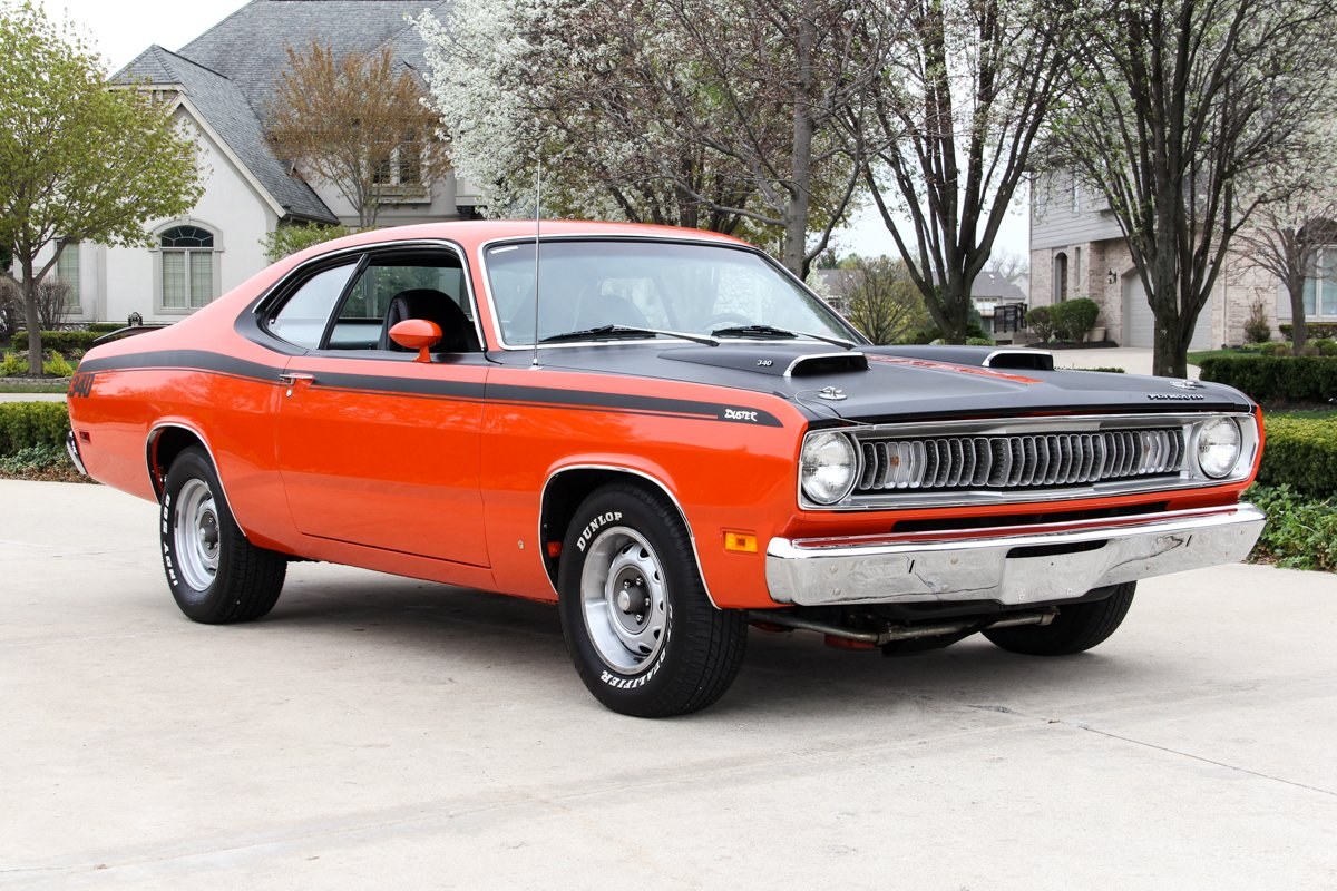1971 Plymouth Duster | Classic Cars for Sale Michigan