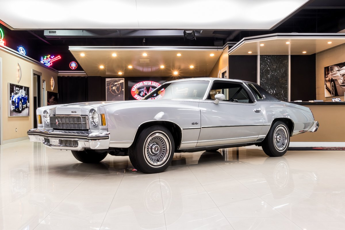 For Sale 1975 Chevrolet Monte Carlo