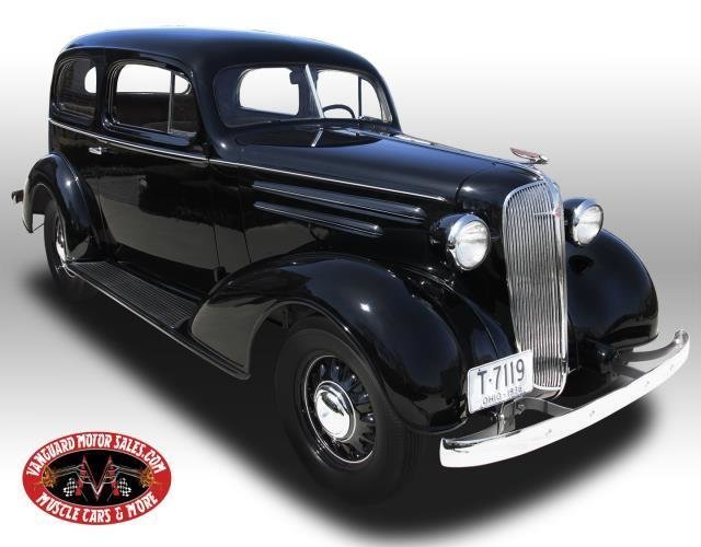 For Sale 1936 Chevrolet Sedan