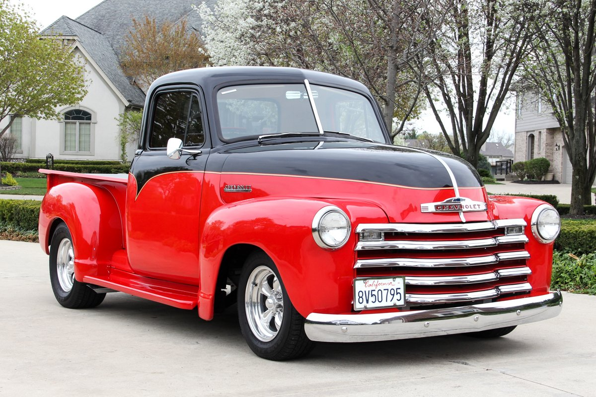 For Sale 1951 Chevrolet 3100