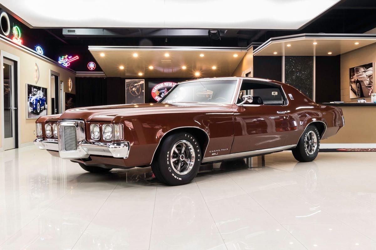 1969 pontiac grand prix