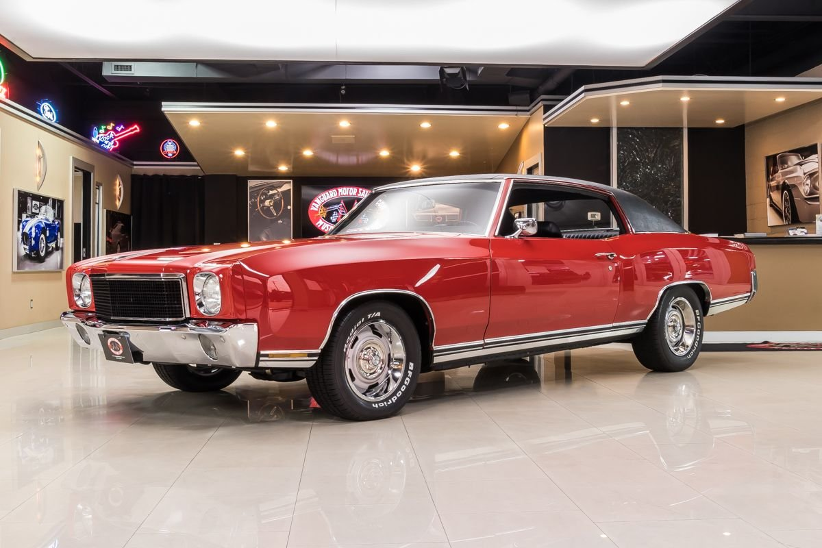 For Sale 1970 Chevrolet Monte Carlo