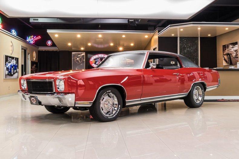 1970 Chevrolet Monte Carlo For Sale
