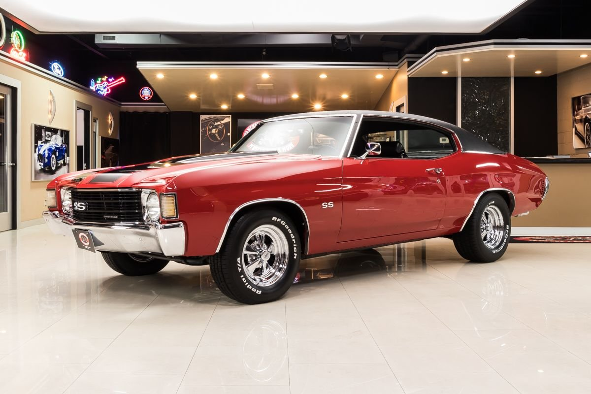 For Sale 1972 Chevrolet Chevelle